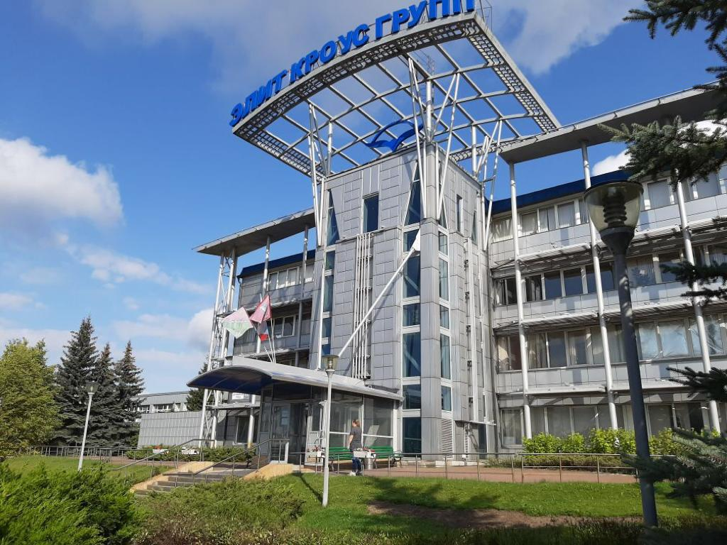Вход в офис Протекстиль Москва